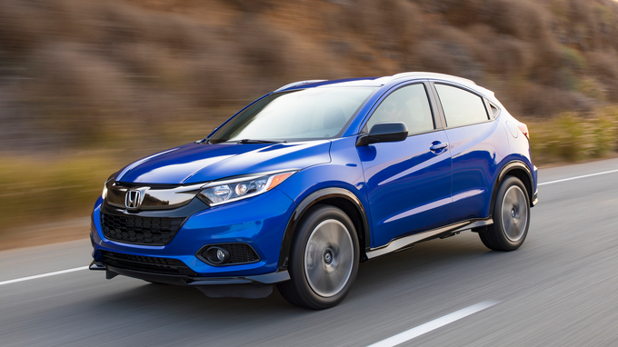 Iihs Safety Ratings >> 2019 Honda Hr V Almost Aces Iihs Safety Ratings Carsdirect