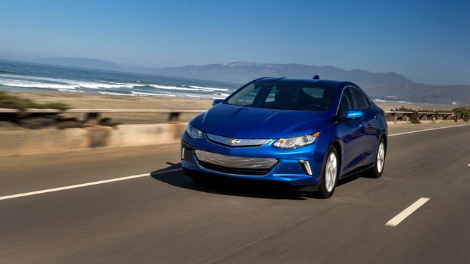 2018 Chevy Volt Release Date >> 2019 Chevrolet Volt: Preview, Pricing, Release Date