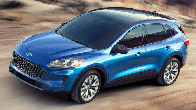 2018 Ford Escape Hybrid: Rumors, Arrival, Price >> 2020 Ford Escape Redesign Info Pricing Release Date