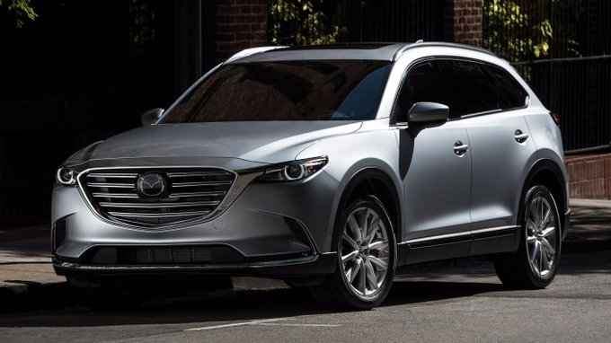mazda lease specials near brooklyn 2018 Mazda CX-9 Sport