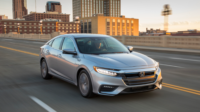 2020 Honda Insight Preview Pricing Release Date