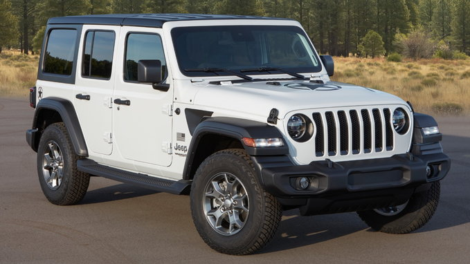 2020 Jeep Wrangler Leases Are Now Cheaper Than 2019 Models