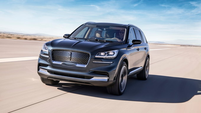 2019 Lincoln Aviator Preview Pricing Release Date