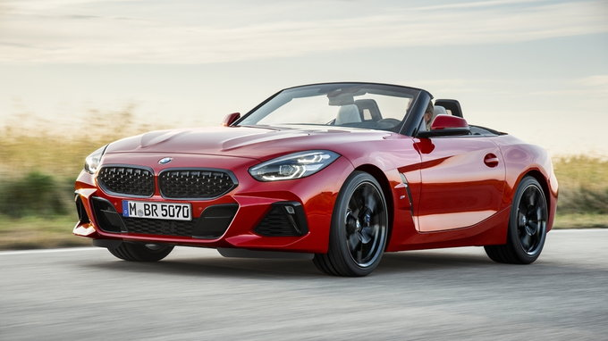 2019 Bmw Z4 Deals Prices Incentives Amp Leases Overview