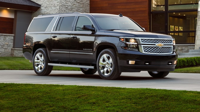 2019 Chevrolet Suburban: Preview, Pricing, Release Date