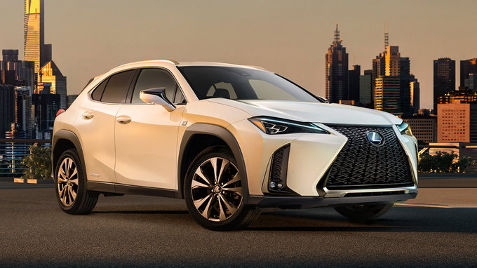2019 lexus ux preview pricing release date photos. Black Bedroom Furniture Sets. Home Design Ideas