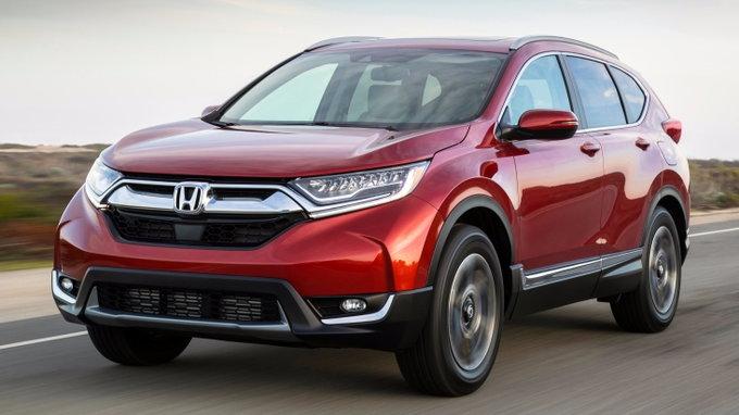2018 honda cr v deals prices incentives leases for Honda crv lease offers