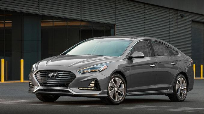 2018 Hyundai Sonata Plug In Hybrid Preview Pricing Release Date