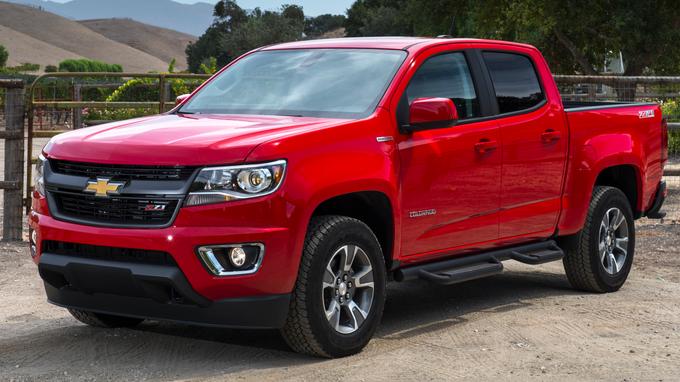2020 Chevrolet Colorado Preview Release Date