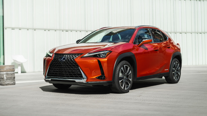2019 lexus ux deals prices incentives leases overview carsdirect. Black Bedroom Furniture Sets. Home Design Ideas