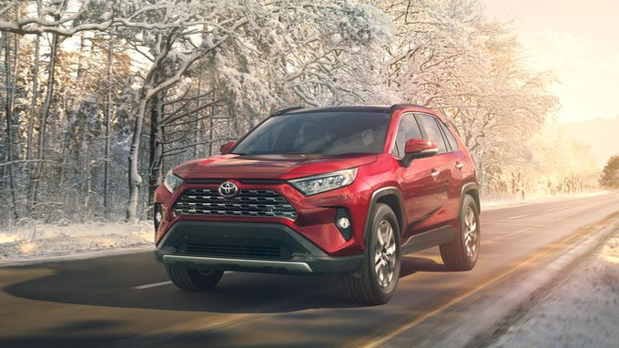 toyota rav redesign pricing release date