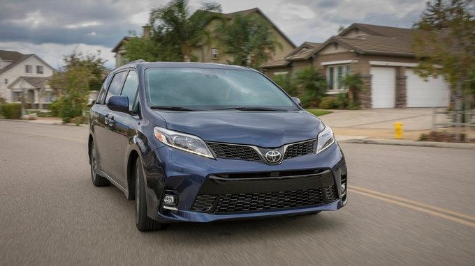 Kendall Toyota Fairbanks >> 2019 Toyota Sienna Se Awd
