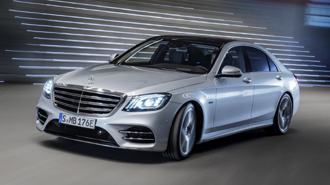 2020 Mercedes Benz S Class Preview Release Date