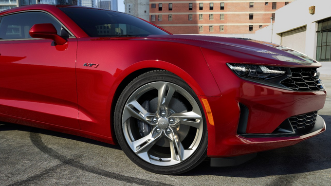 2020 Chevrolet Camaro Preview Release Date