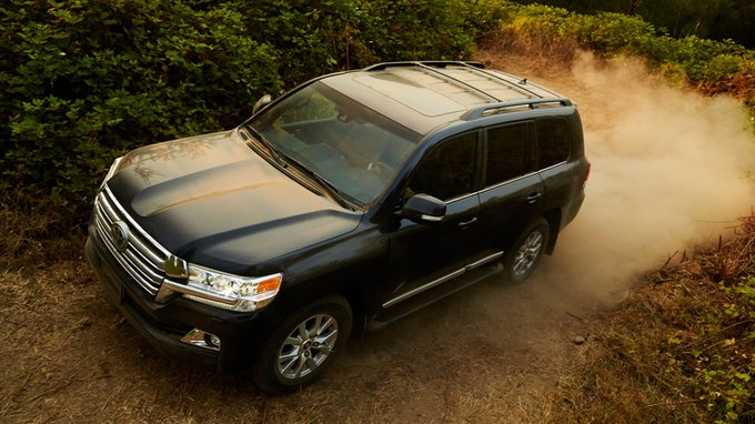 2019 Toyota Land Cruiser Deals Prices Incentives