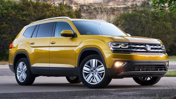 Vw Lease Deals >> 2018 Vw Atlas Gets 339 Month Lease Deal Finance Offers Carsdirect