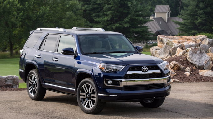 Is The 2017 Toyota 4runner Right For You