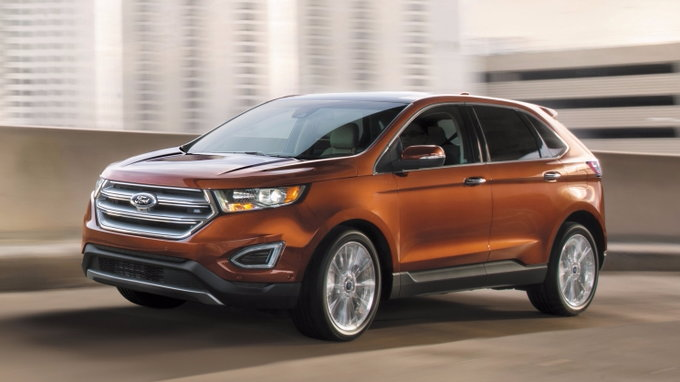 2018 ford edge preview pricing release date. Black Bedroom Furniture Sets. Home Design Ideas