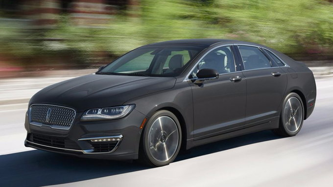 New 400 Hp 2017 Lincoln Mkz Priced From 43 575