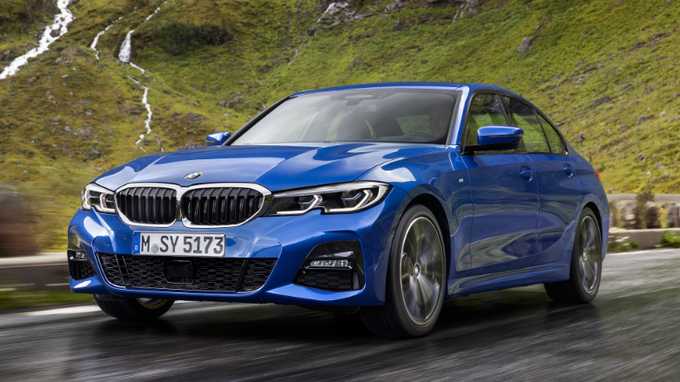 2019 BMW 3-Series Sedan: Redesign Info, Pricing, Release Date