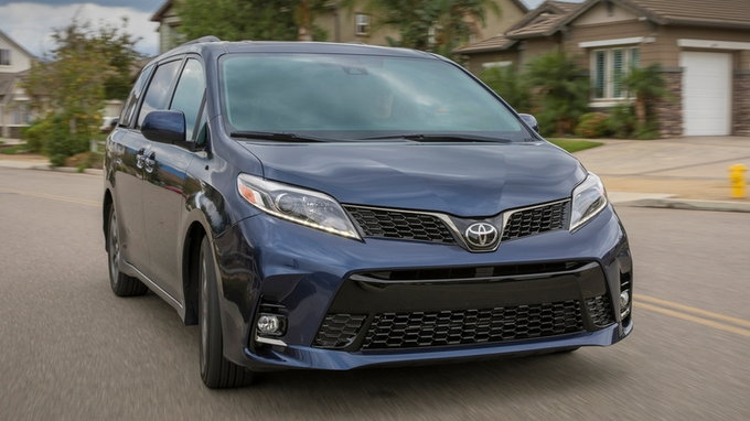 New Sienna 2019 >> 2019 Toyota Sienna Preview Pricing Release Date Photos