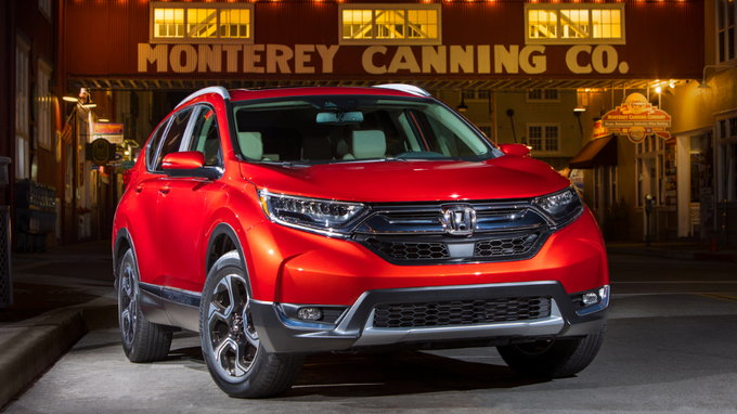 2019 honda cr v preview pricing release date. Black Bedroom Furniture Sets. Home Design Ideas
