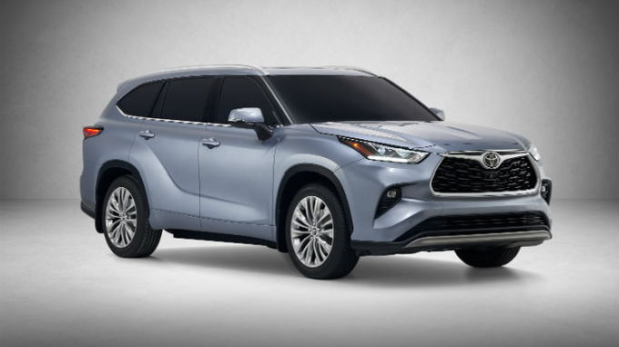 2020 Toyota Highlander: Redesign, Pricing, Release Date