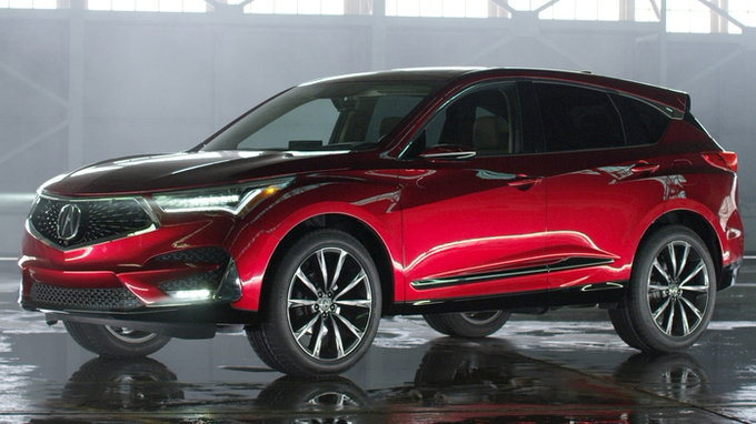 2019 Acura Rdx Preview Pricing Release Date