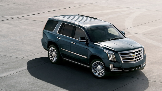 2020 Cadillac Escalade Preview Pricing Release Date