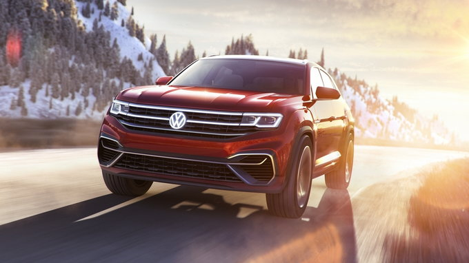 2019 Volkswagen Atlas Cross Sport Preview Pricing Release Date