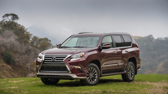 2018 Lexus GX 460 Deals, Prices, Incentives & Leases