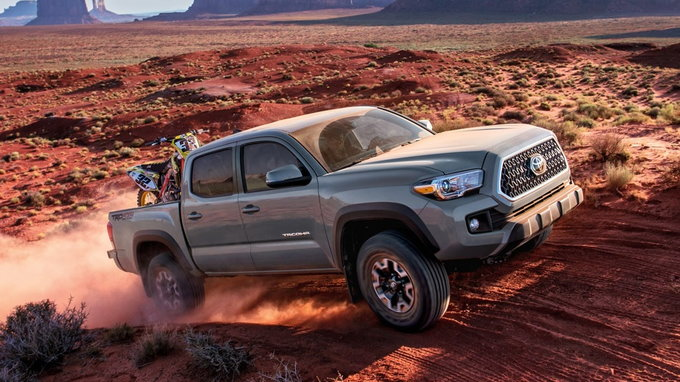 Used Toyota Tacoma Cars For Sale