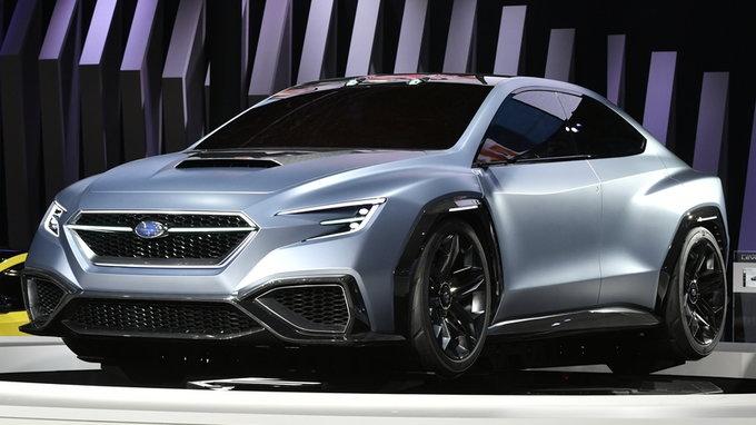 2020 Subaru Wrx Redesign Info Release Date