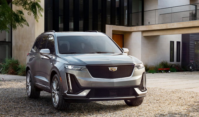 2020 Cadillac Xt6 Deals  Prices  Incentives  U0026 Leases  Overview