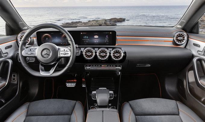 2020 Mercedes Benz Cla Class Redesign Info Pricing Release Date