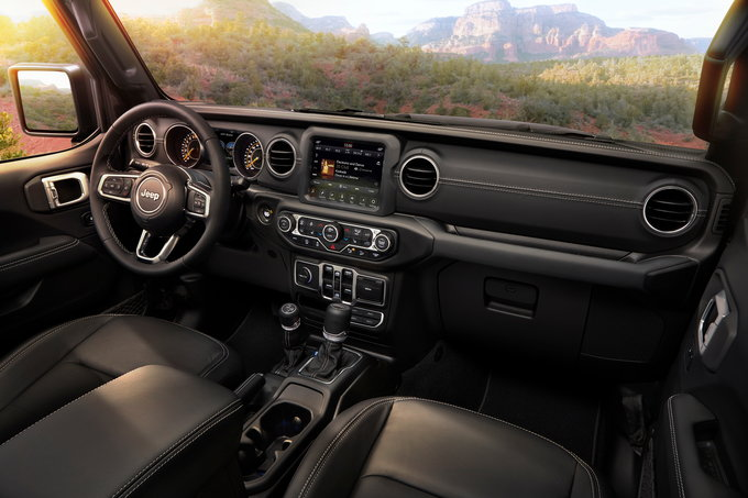 2020 Jeep Wrangler Unlimited Preview Release Date