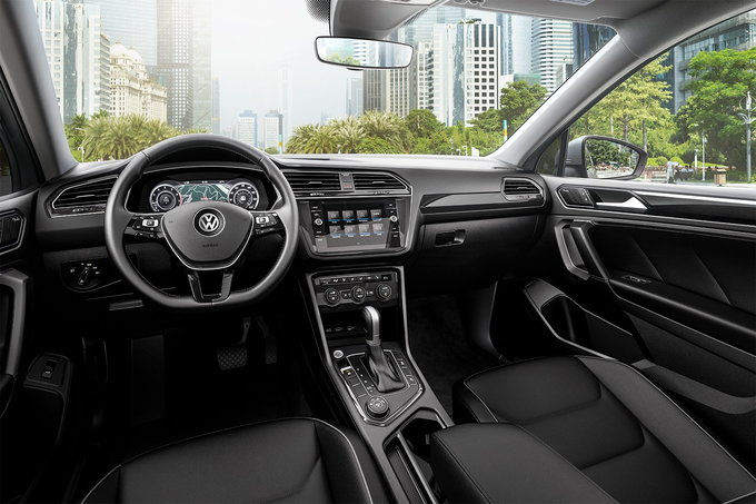 2020 volkswagen tiguan  preview  pricing  release date