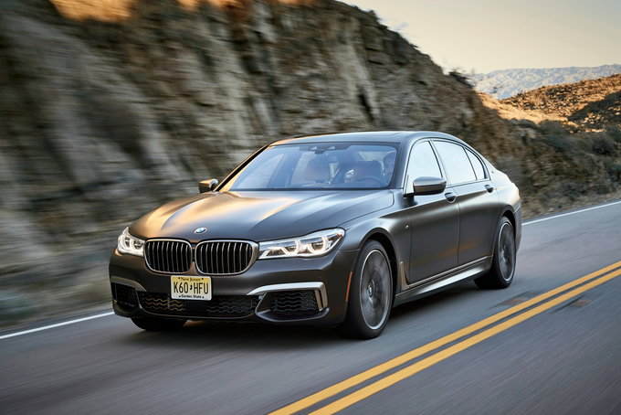 2019 Bmw 7 Series Deals Prices Incentives Leases Overview