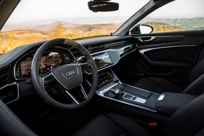 Audi Premium Plus Vs Prestige >> 2020 Audi A6 Deals, Prices, Incentives & Leases, Overview ...