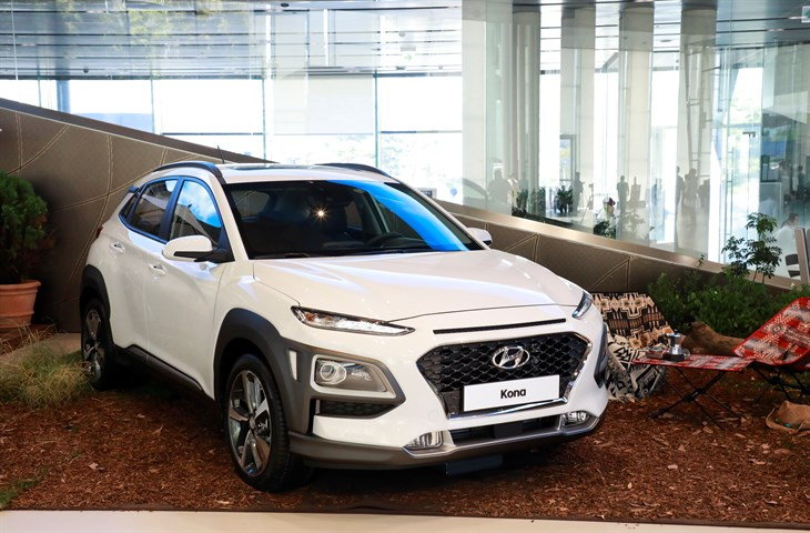 2018 hyundai kona preview pricing release date. Black Bedroom Furniture Sets. Home Design Ideas