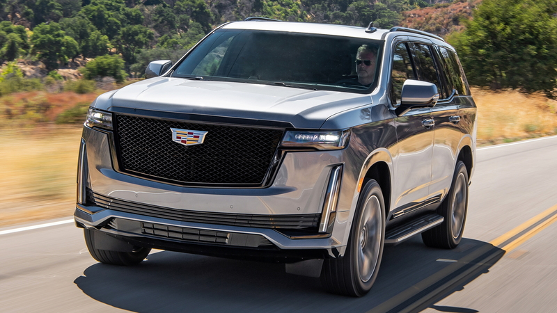 2021 Cadillac Escalade Deals, Prices, Incentives & Leases ...