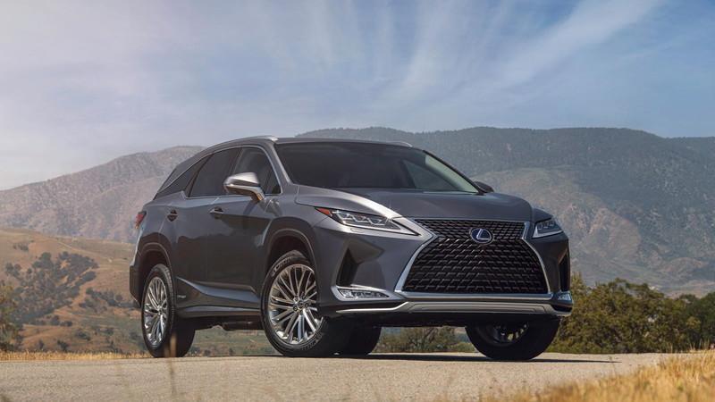 2021 Lexus RX Deals, Prices, Incentives & Leases, Overview ...