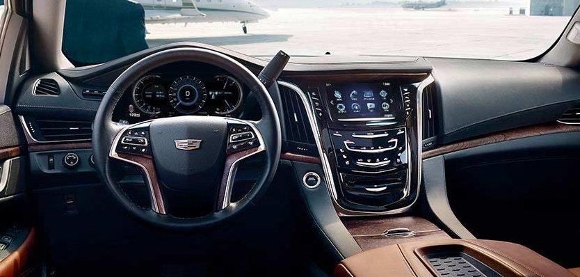 2016 Cadillac Escalade Review Carsdirect