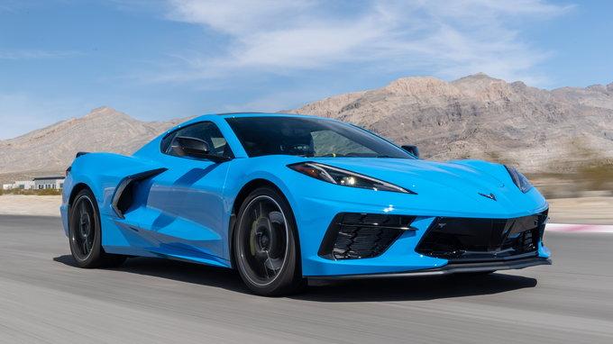 2021 Chevrolet Corvette Deals, Prices, Incentives & Leases ...