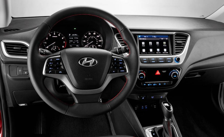 2018 hyundai elantra sedan. Perfect Sedan Hyundai Accent Throughout 2018 Hyundai Elantra Sedan