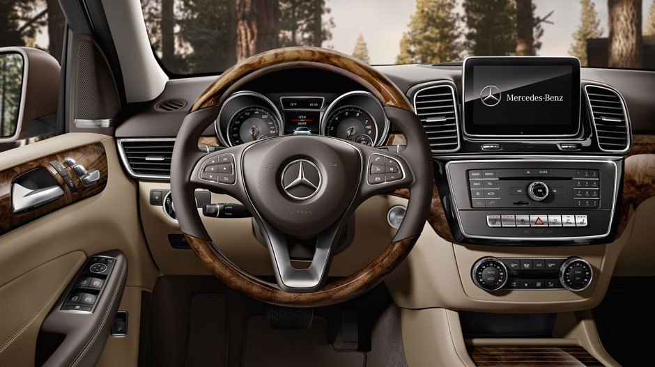 2016 Mercedes-Benz GLE350 Review - CarsDirect