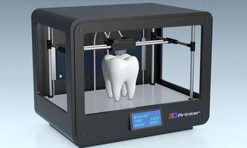 3D printing of dentures
