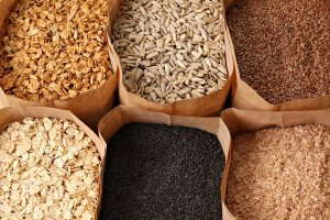 image of whole grains.