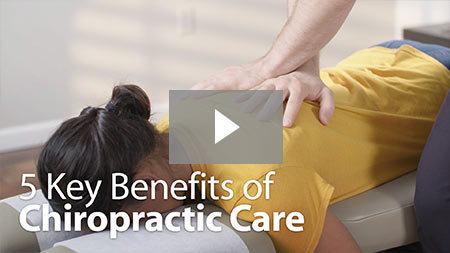 5 key benefits of chiropractic care.