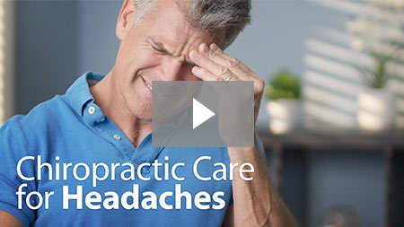 Chiropractic Care for Headaches.